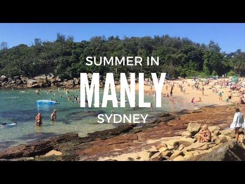 SUMMER IN SYDNEY // MANLY