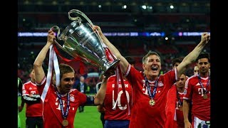 Teams of the Decade: 2. Bayern Munich, 2012-13