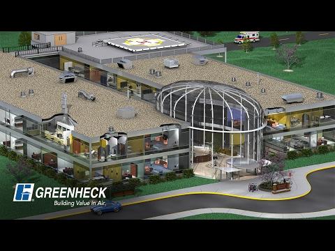 Greenheck - Hospital Ventilation Systems