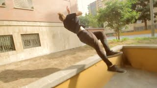 Parkour And Freerunning 2015 - Barcelona