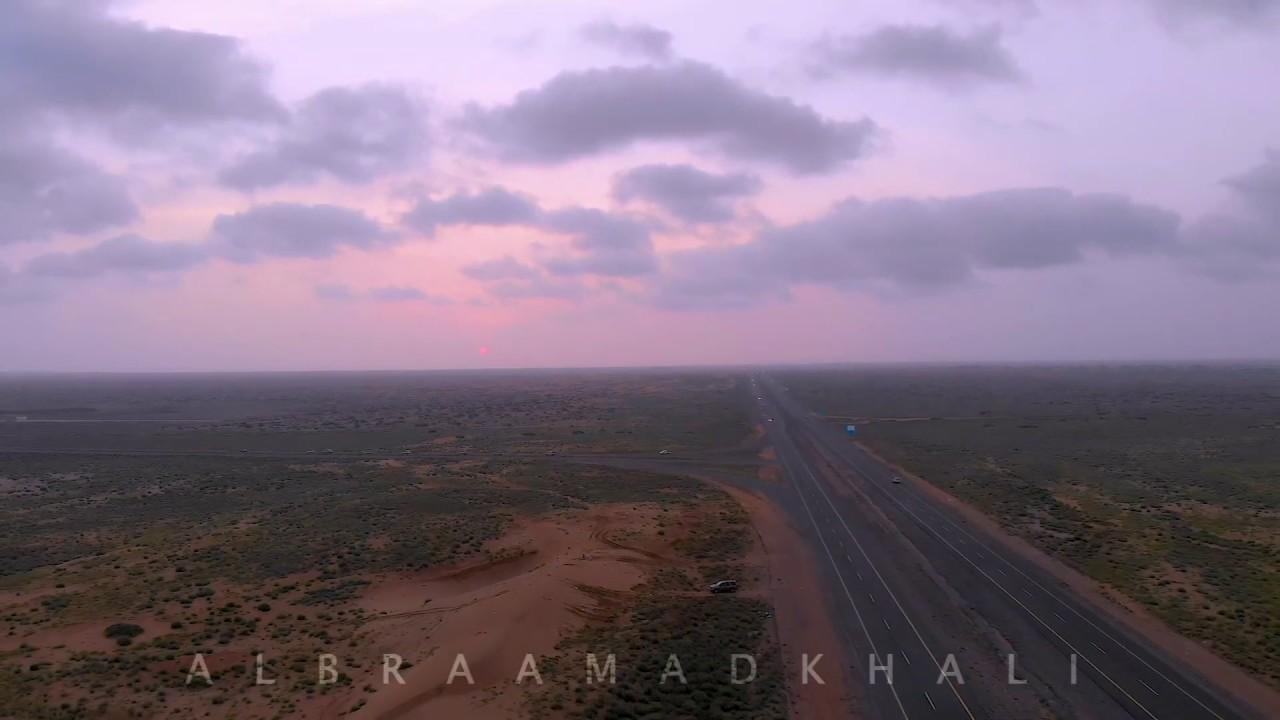 مناظر وأجواء من طريق بحر السهي (جازان - صامطة