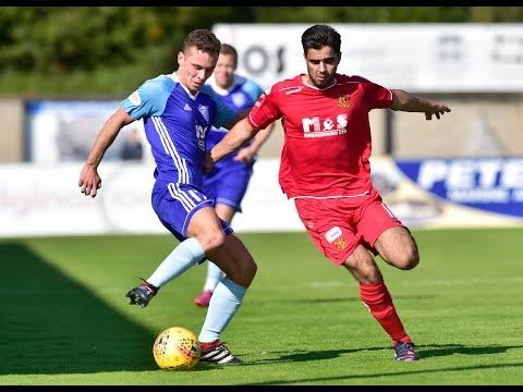 Highlights: Peterhead v Annan Athletic - 2nd September.2017