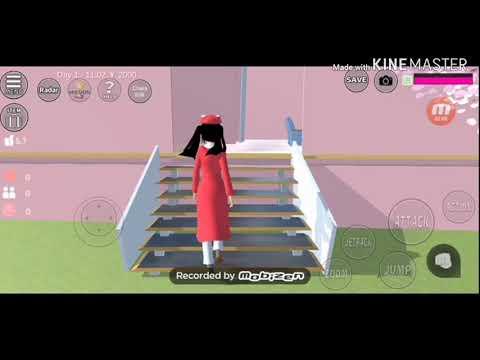Review Rumah Buatan Sendiri Sakura School Simulator Youtube