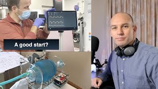 Nurse reacts to Tesla's ventilator & what's with those resuscitators?