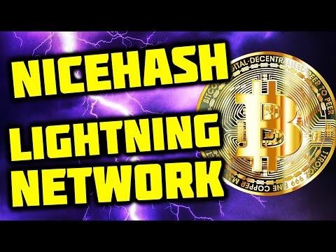 Ввод / Вывод Криптовалюты Bitcoin с Nicehash с помощью Lightning Network на Кошелек и Биржу Bitfinex