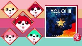 【バンドリ エイプリルネタ】 Y.O.L.O!!!!! 【EX FULLCOMBO】