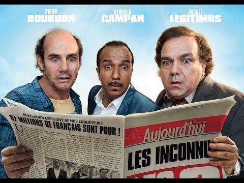 Rires et Chansons - Les Inconnus émission spéciale le Mardi 11 février 2014 de 18h à 19h !