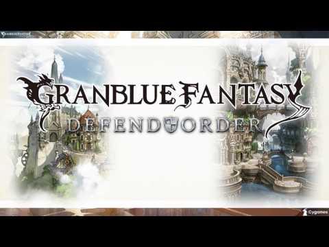 [Granblue Vocal] [GRANBLUE FANTASY] Defend Order -Offensive Defense- (spanish & english subtitles)