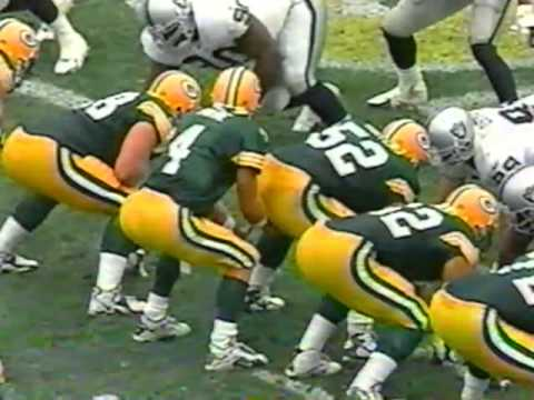 1999 Wk 1 Raiders at Packers