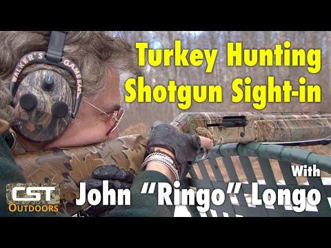 Turkey Hunting | Shotgun Sight-in