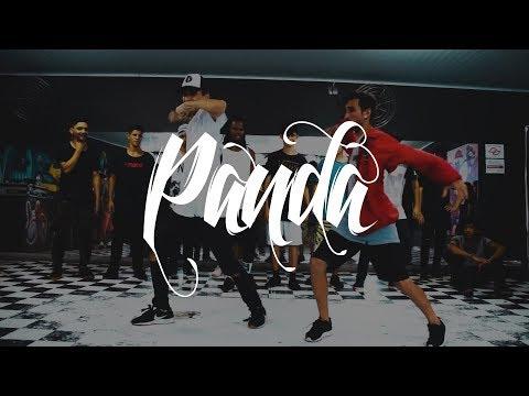 """PANDA"" Desiigner Dance FREESTEP   Choreography By GUIIGS"