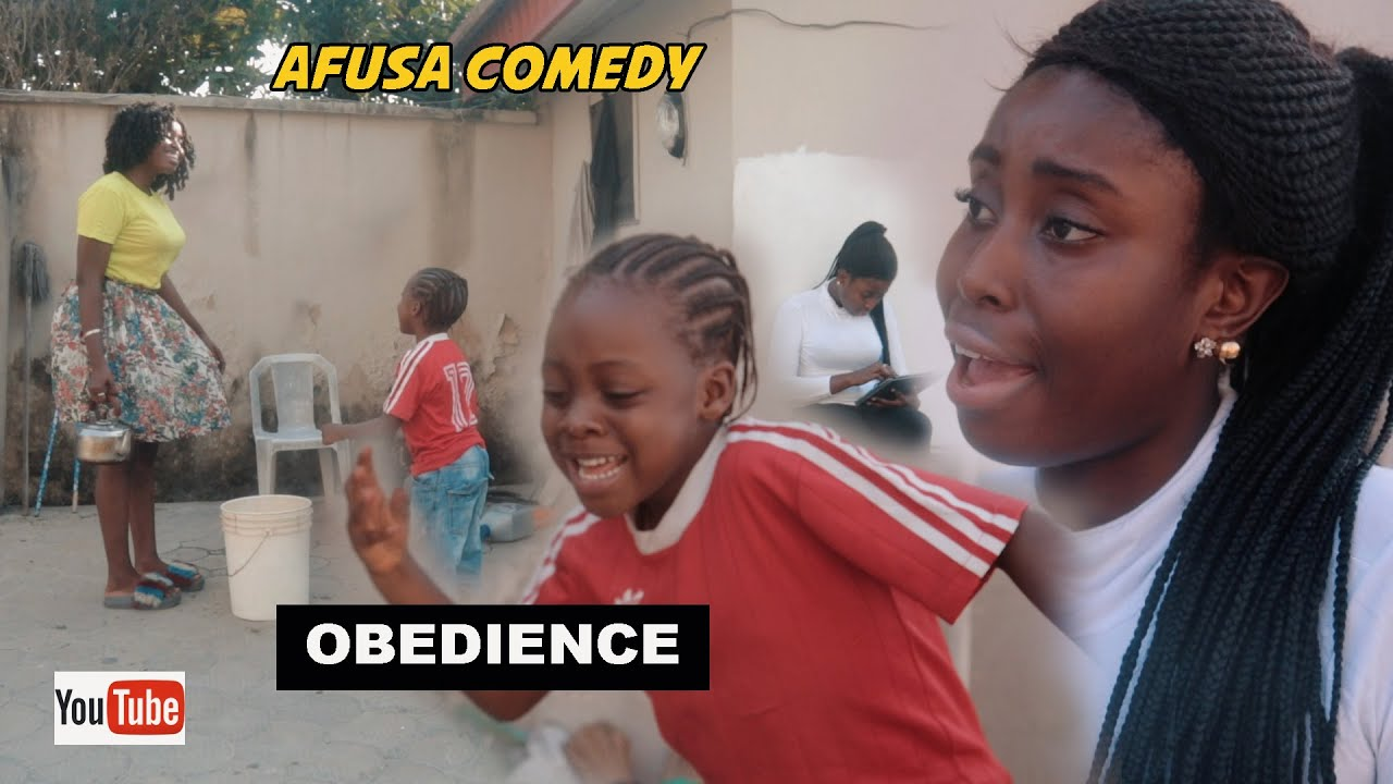 Download AFUSA COMEDY: OBEDIENCE