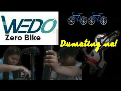 Vlog 2 1 Dumating Na Wedo Zero Bike From Oshopping Youtube