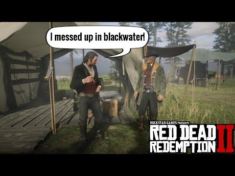Dutch Apologizes for Blackwater | Red Dead Redemption 2 thumbnail