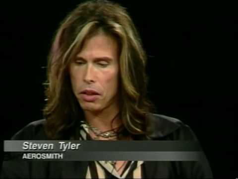 Steven Tyler And Joe Perry Aerosmith Job İnterview On Charlie Rose 1997 & Sew Ep 6 P1