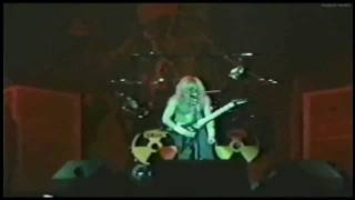 Megadeth - Good Mourning/Black Friday (Live Birmingham 1990) HD