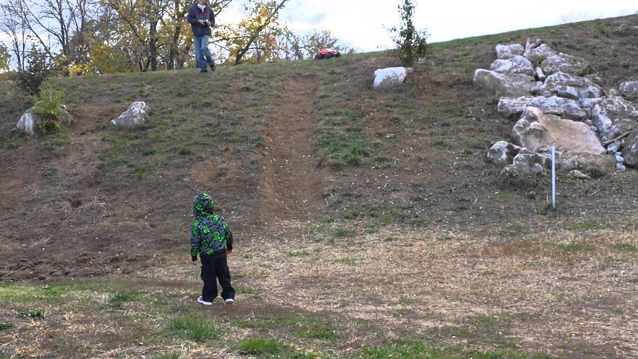 Columbia, MO RC Track at Cosmo Park 11-01-13