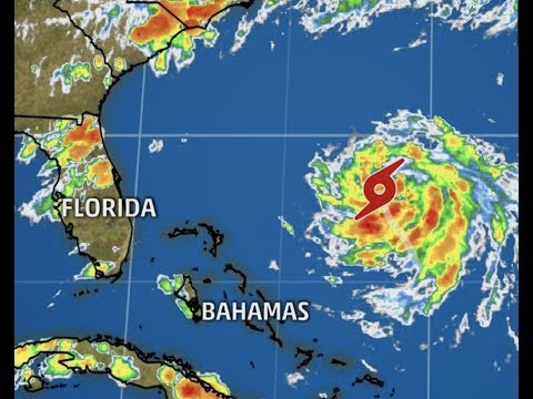 "Breaking: ""Tropical Storm ""Gert"" Threatens East coast """