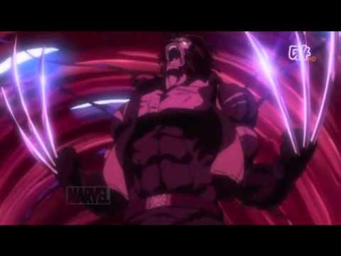 X-Men Ep 11 wolverine Berserker Rage (Eng).wmv