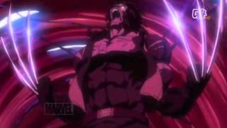 X-Men Ep 11 wolverine Berserker Rage (Eng)