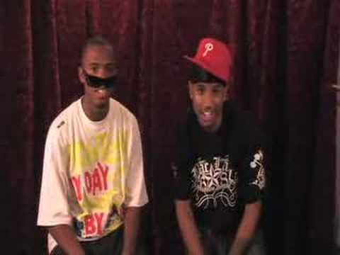 Trey and B.o.B Freestyle Session