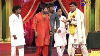 Jabardasth - జబర్దస్త్ - Chalaki Chanti Performance on 13th March 2014