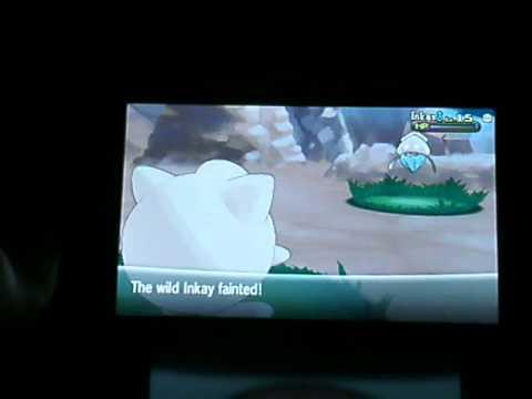 Pokemon X/Y Easy Thunderstones!