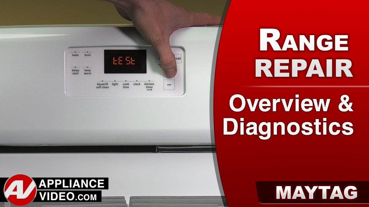 Whirlpool Oven Diagnostic Mode