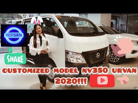 2020 Nissan Urvan Escapade NV350 MT ₱1,662,000.00 Philippines