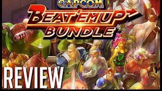 Capcom Beat 'Em Up Bundle Review - No Quarters Required
