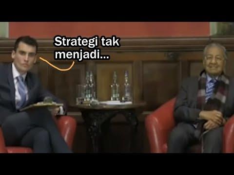 Temuramah Mahathir yang Mempermalukan Israel!