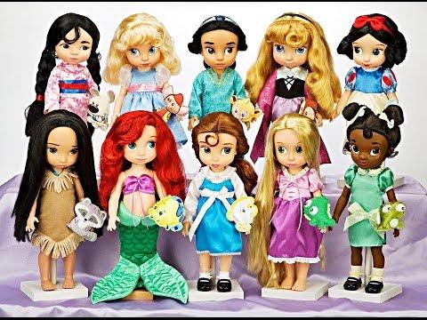 poup es disney princesses jouets pour les enfants youtube. Black Bedroom Furniture Sets. Home Design Ideas