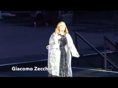 Hello - Adele @ Arena di Verona