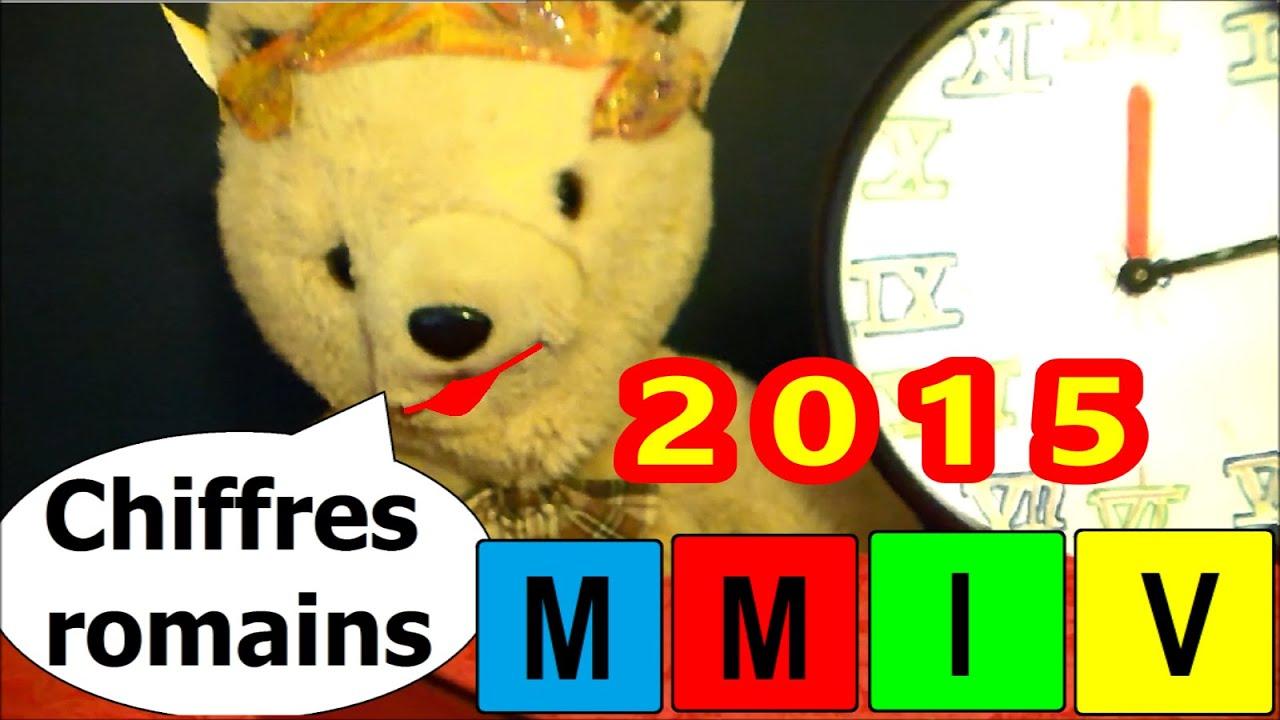 Lecture Ecriture Des Chiffres Romains Maths Ce1 Ce2 Cm1 Cm2 Clis
