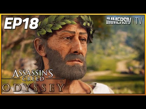 LES SERPENTS DU DRAMA  - Assassin's Creed Odyssey FR EP 18 thumbnail