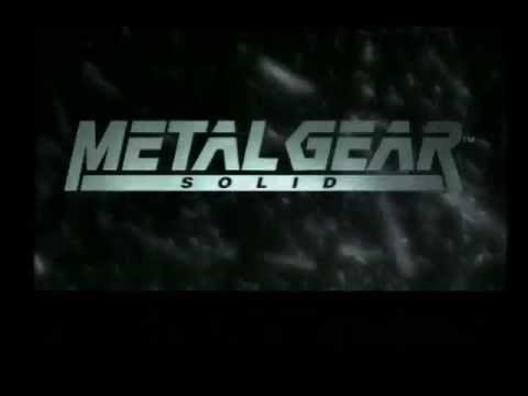 METAL GEAR SOLID TGS 1998 cinema trailer