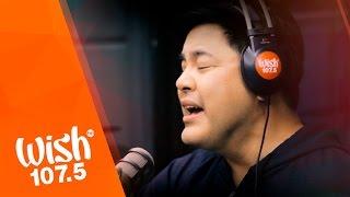 """Martin Nievera sings """"Ikaw Lang ang Mamahalin"""" LIVE on Wish 107.5 Bus"""