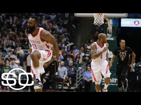 Rockets are letting opponents take seemingly easy shots, and it doesn't matter | SportsCenter | ESPN