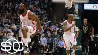 Rockets are letting opponents take seemingly easy shots, and it doesn't matter | SportsCenter | ESPN thumbnail
