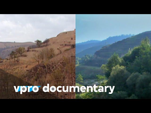 Regreening the desert with John D. Liu | VPRO Documentary | 2012