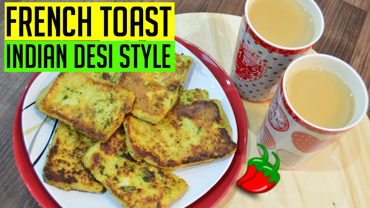 Masala French Toast Indian Style  Egg Bread  Indian Cooking Recipes   Cook With Anisa