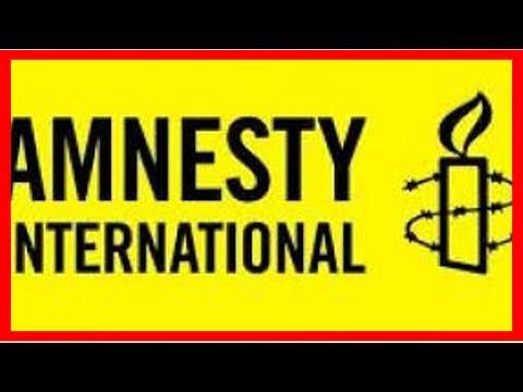 Projet de loi sur le parrainage : Amnesty International prévient contre l'usage de la force