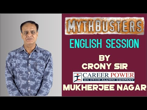 English Tips for SSC CGL 2017