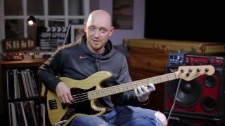 """That"" Pentatonic Lick /// Scott's Bass Lessons"
