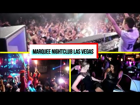 Marquee Nightclub Las Vegas - The Inside Look in  at the Cosmopolitan