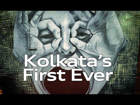 KOLKATA'S FIRST EVER