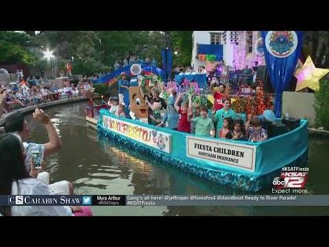 WATCH: 2016 Texas Cavaliers River Parade
