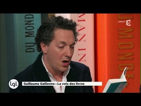Guillaume Gallienne lit Victor Hugo