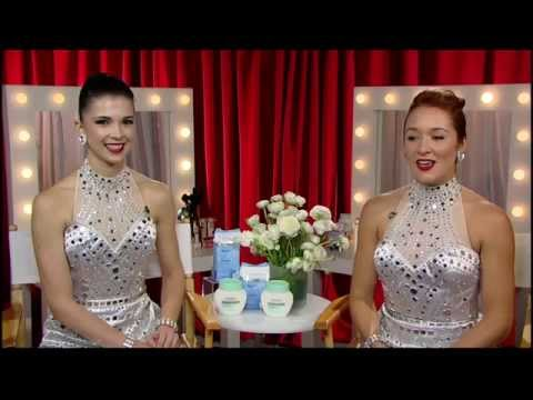 Interview with The Rockettes - Beauty Regimen and Pond's partnership