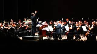 """Вальс из фильма """"Ирония судьбы или с лёгким паром"""" в Новогоднем концерте в Рязани"""